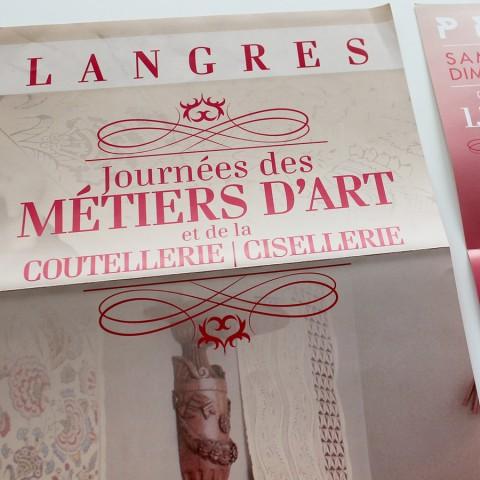 Journée des Metiers d'Art ) Langres - 2015 - Antoinette POISSON PARIS